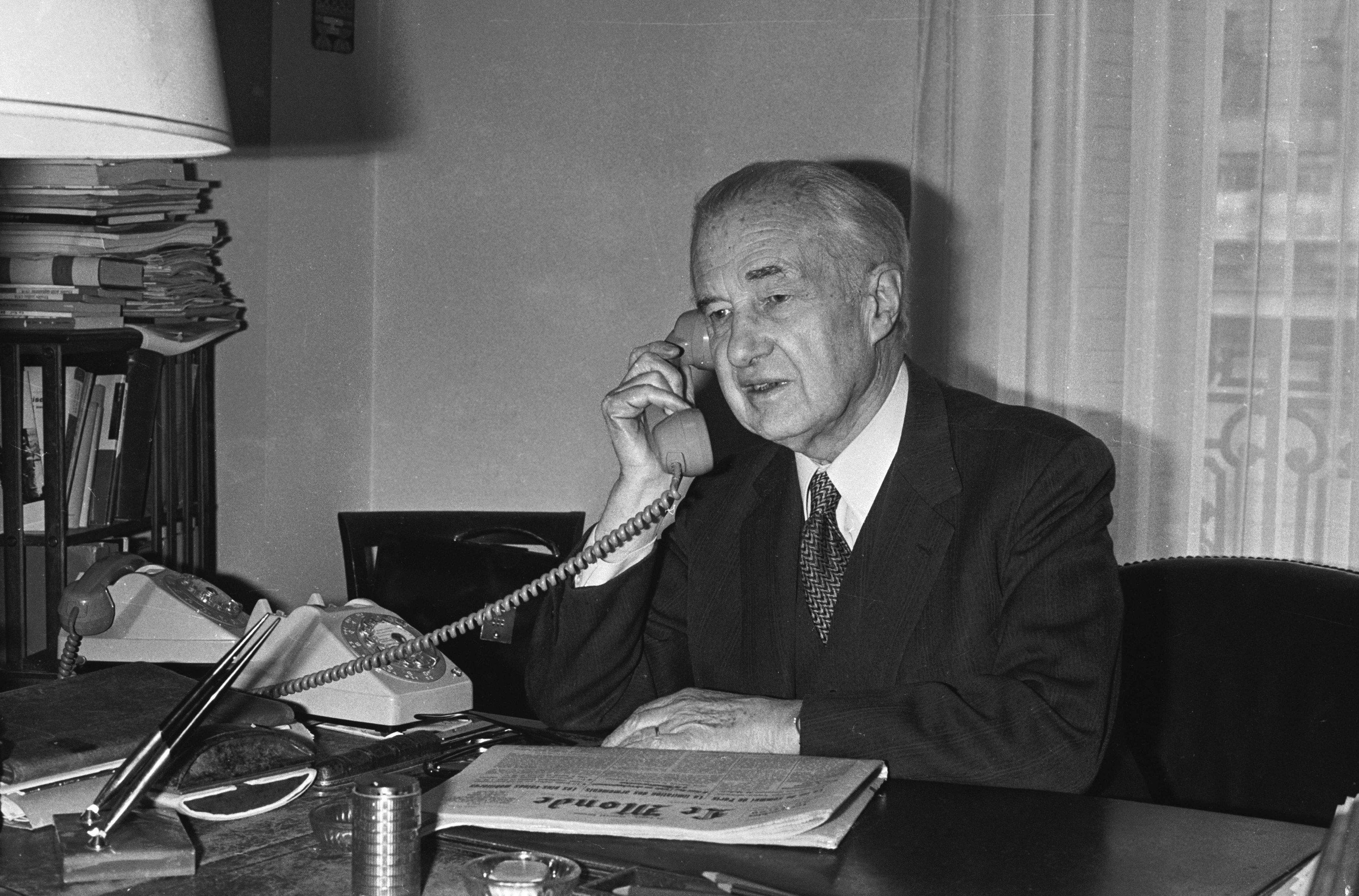 Hubert Beuve-Méry