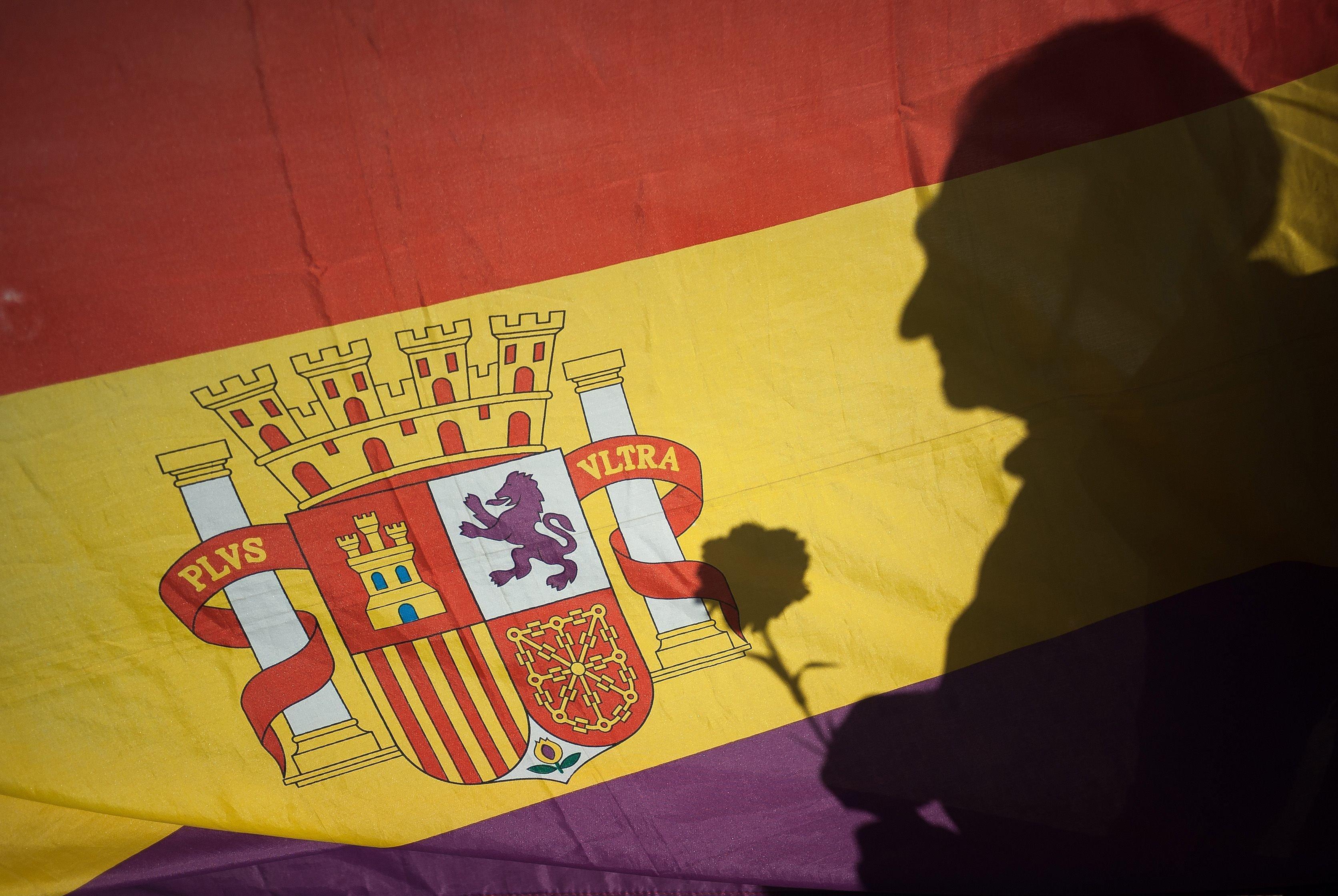 Připomínka republikánů padlých ve španělské občanské válce