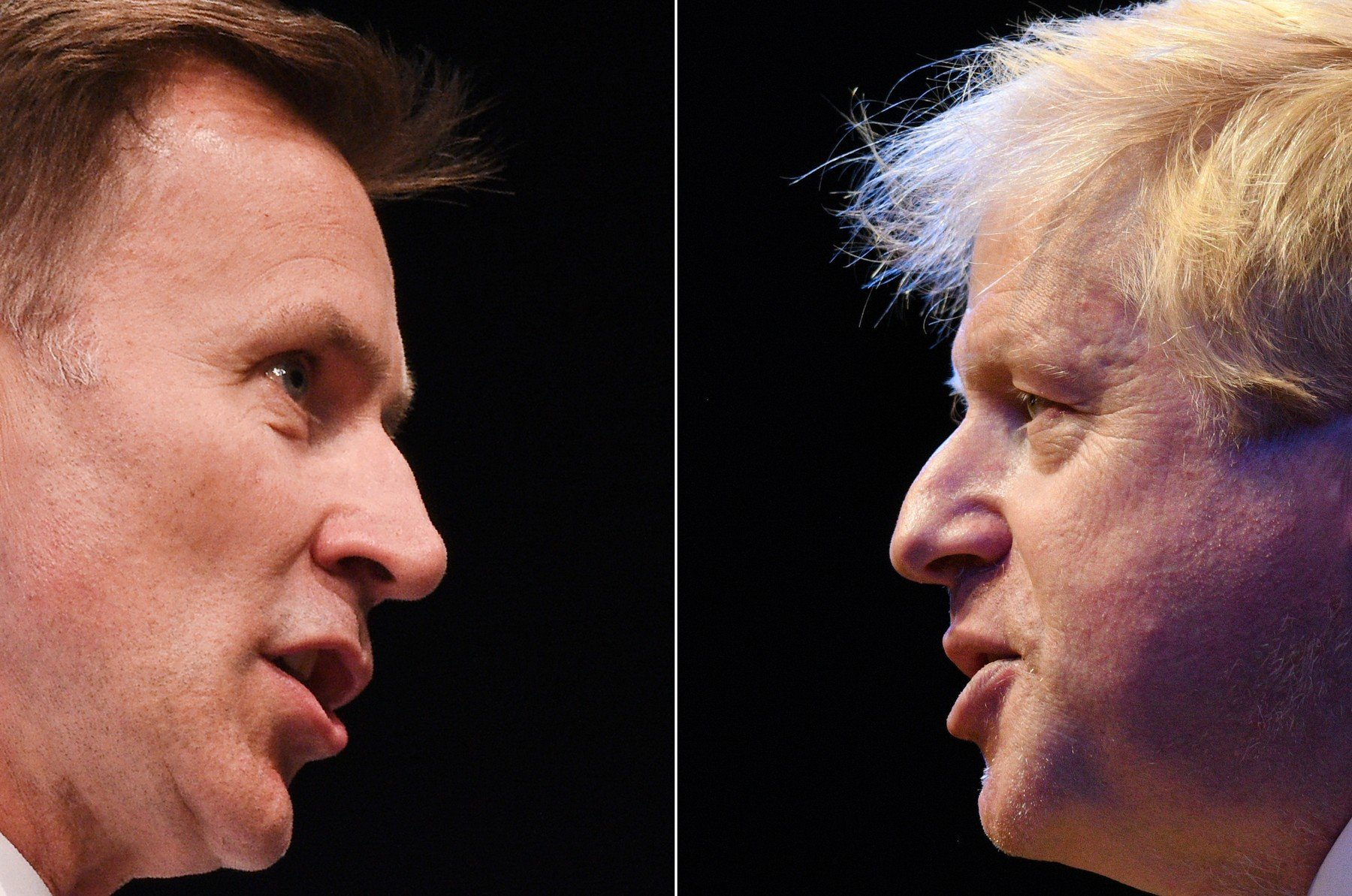 Jeremy Hunt nebo Boris Johnson?