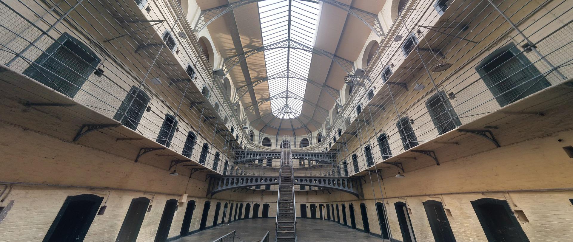 Interiér věznice (ilustrační foto)