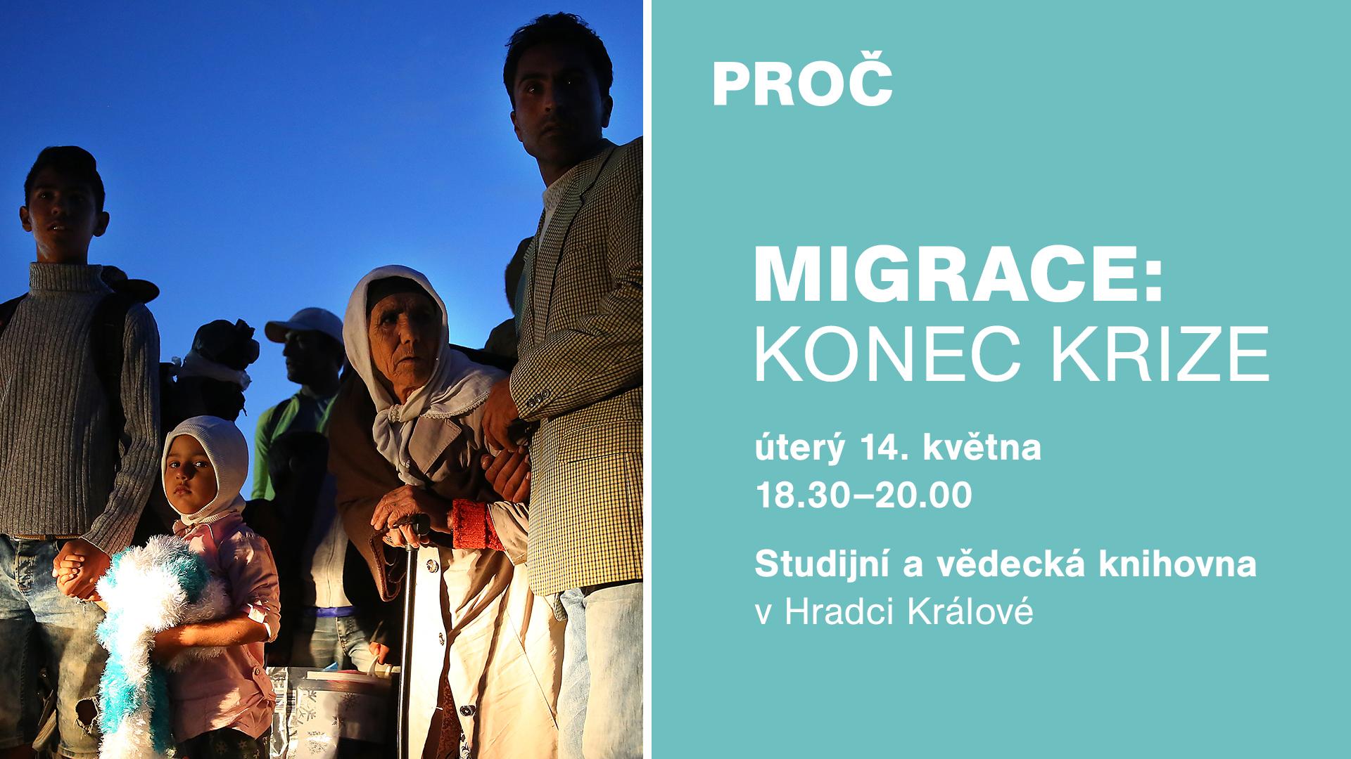 Debata migrace