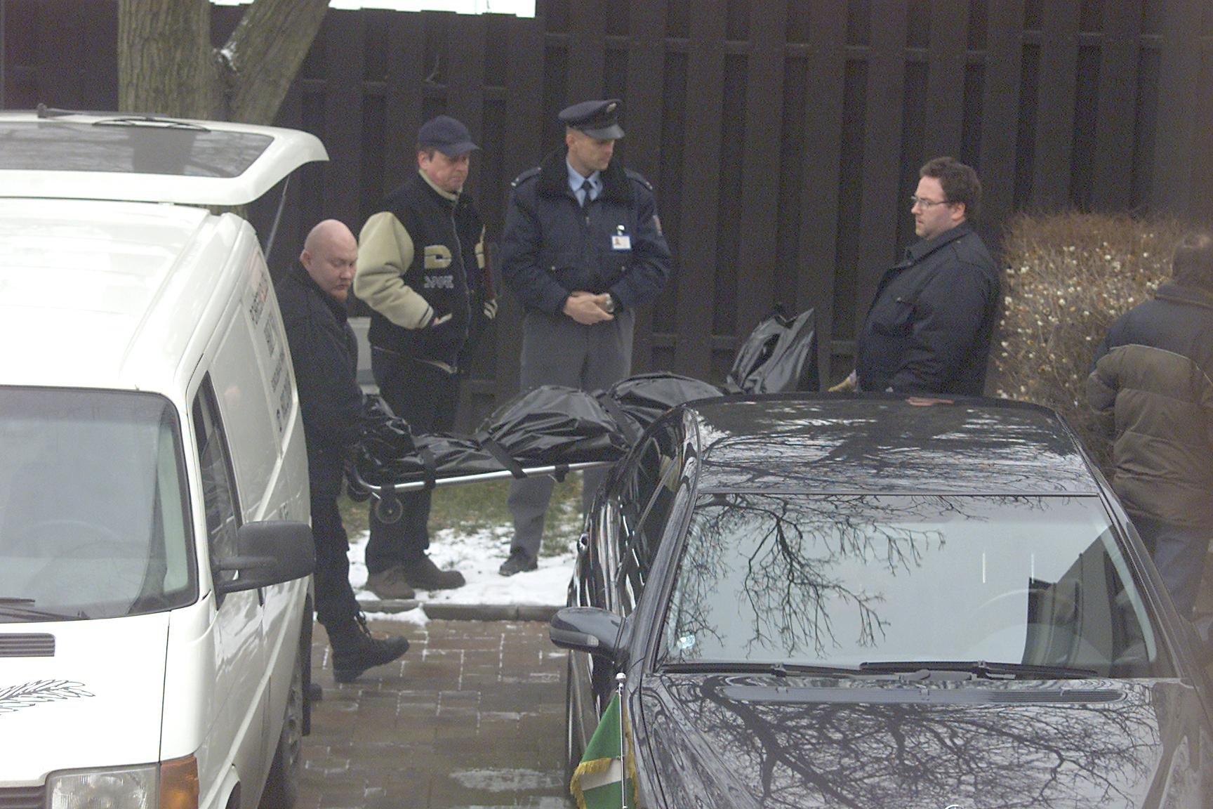 Konzula na nigerijské ambasádě v Praze zastřelil český lékař