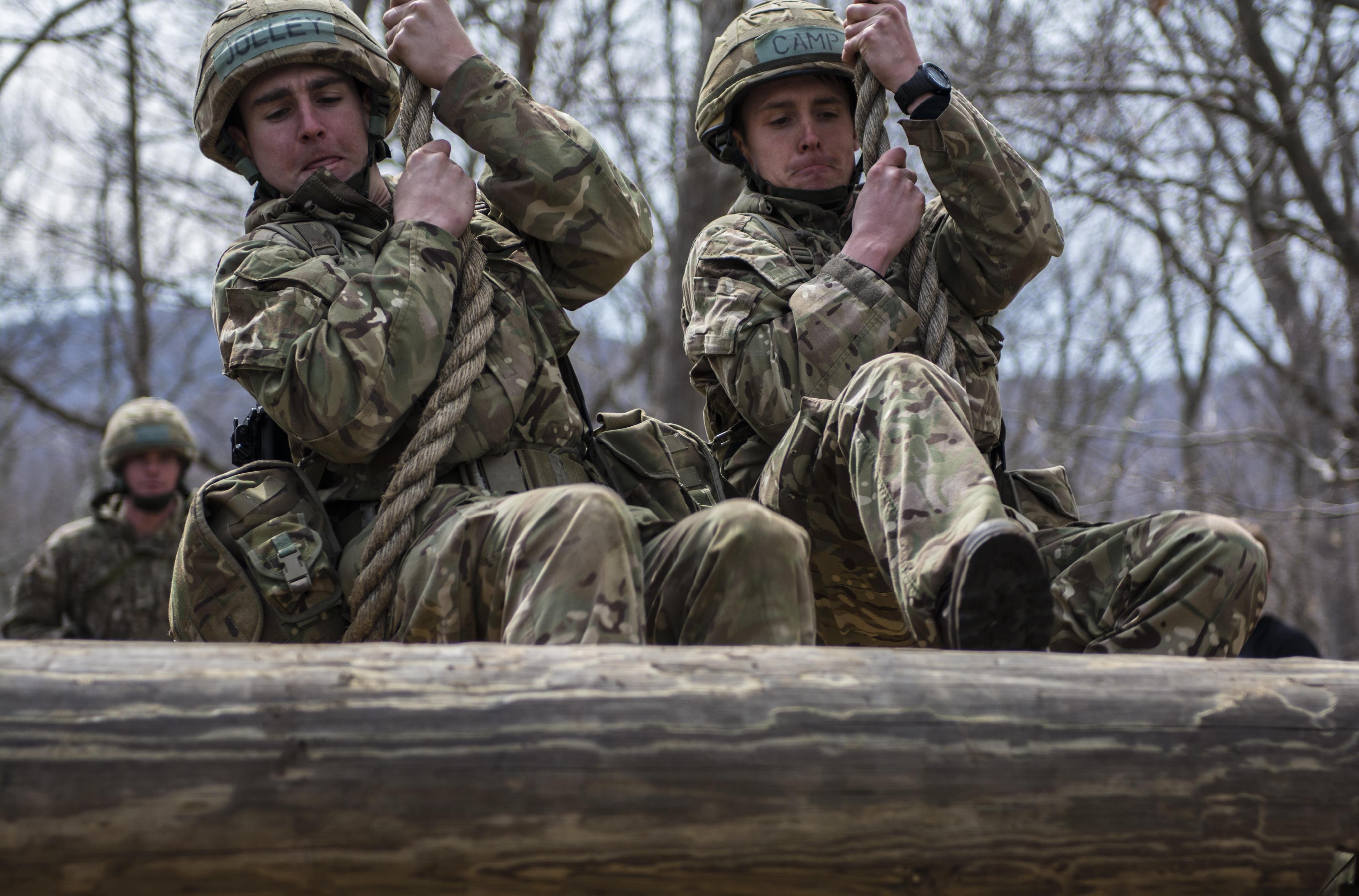 Britská armáda z roku uk