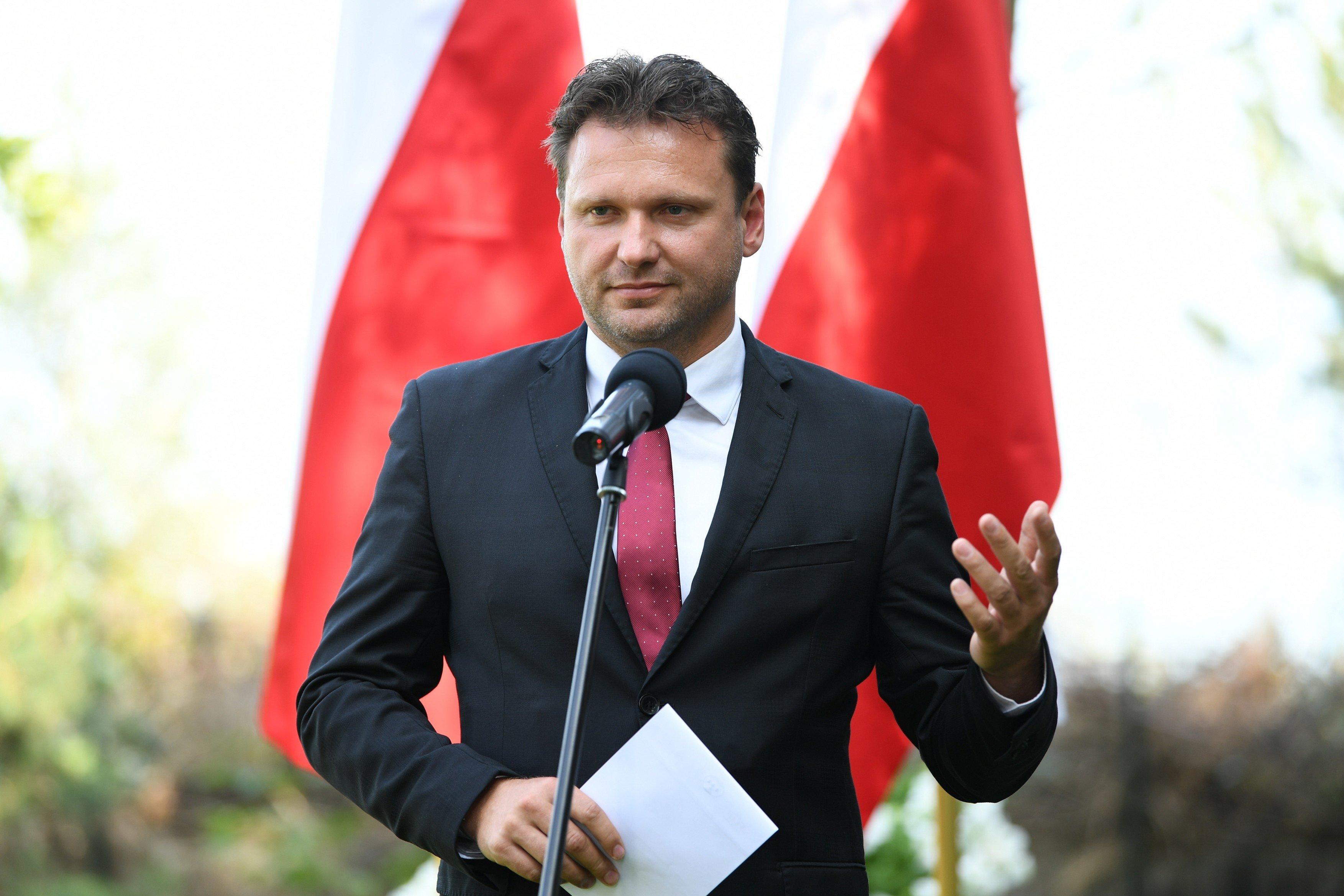 Radek Vondráček, předseda Sněmovny na návštěvě Polska