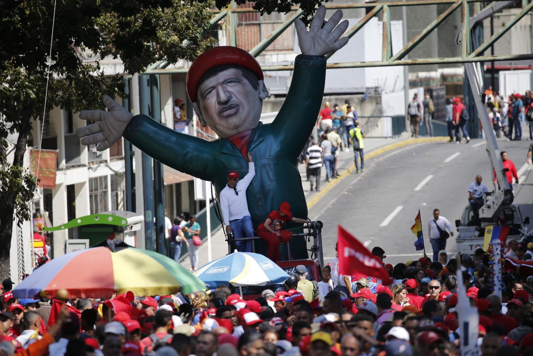 Politická krize ve Venezuele