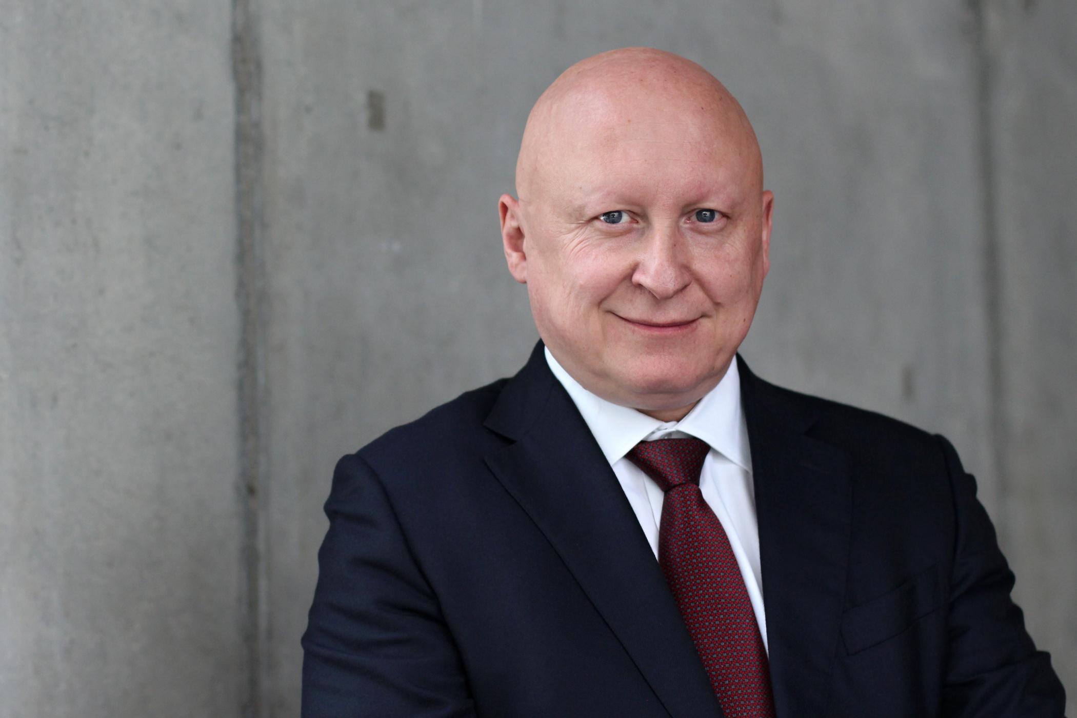 Daniel Beneš, generální ředitel ČEZ