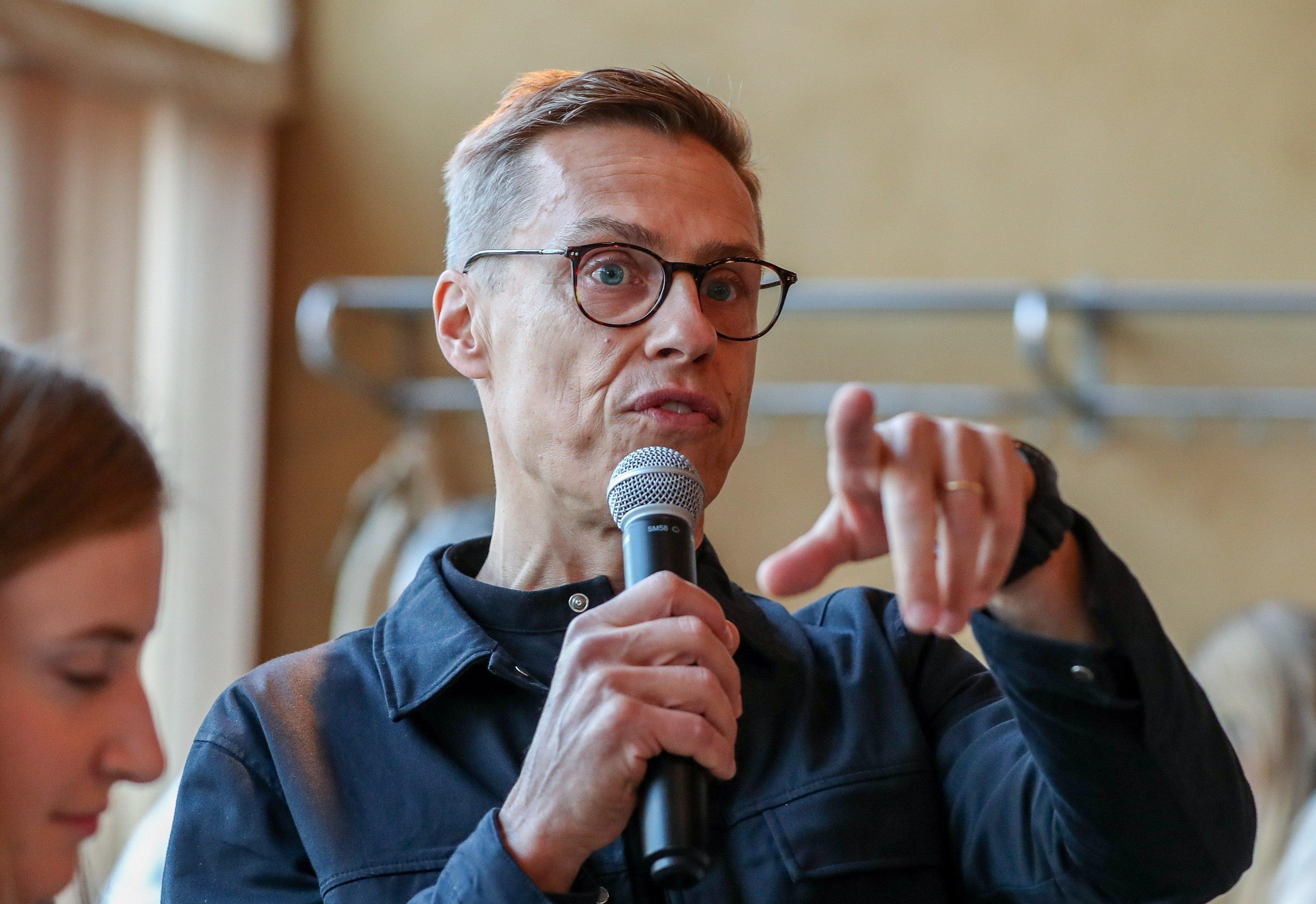Alexander Stubb, bývalý premiér Finska