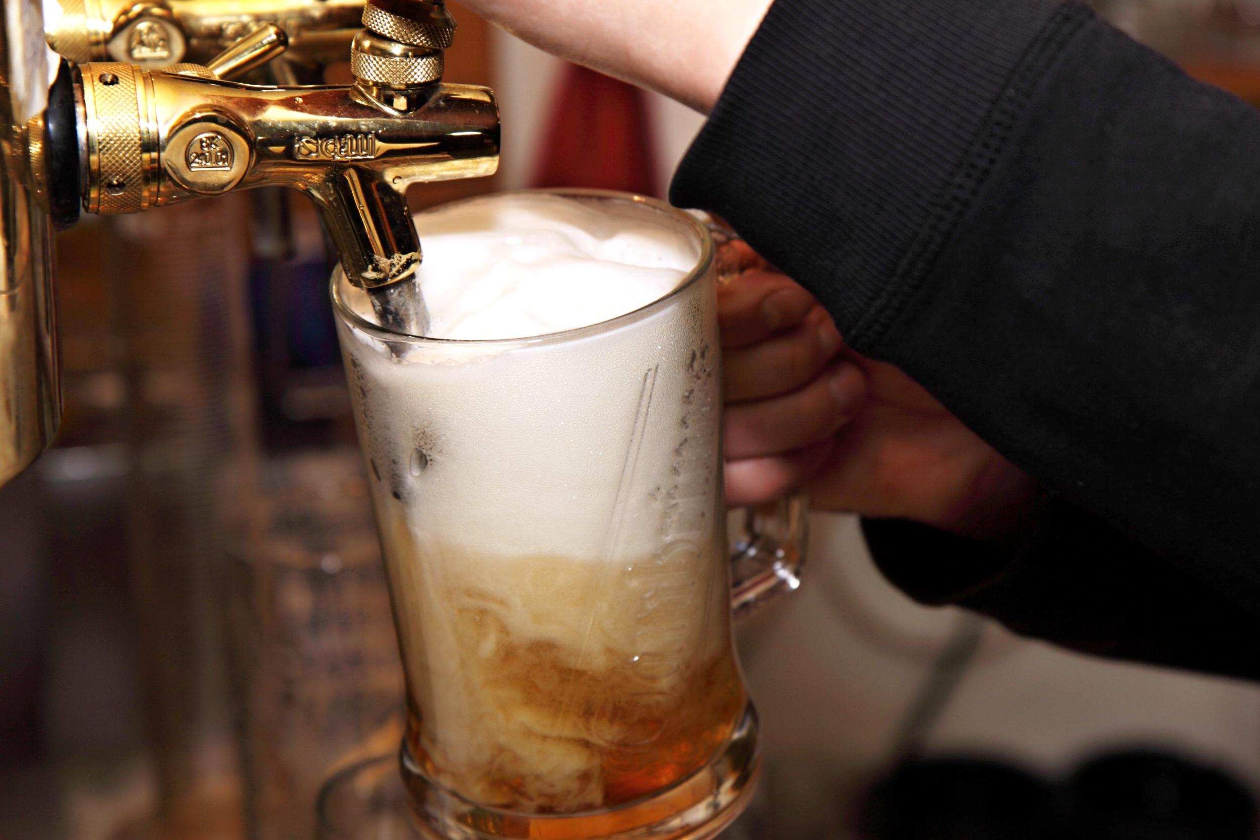 Pivo (ilustrační foto)