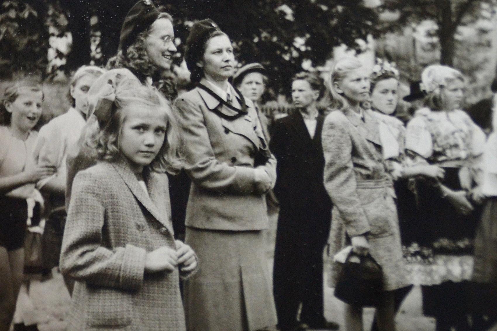 Sokolové, archivní fotografie