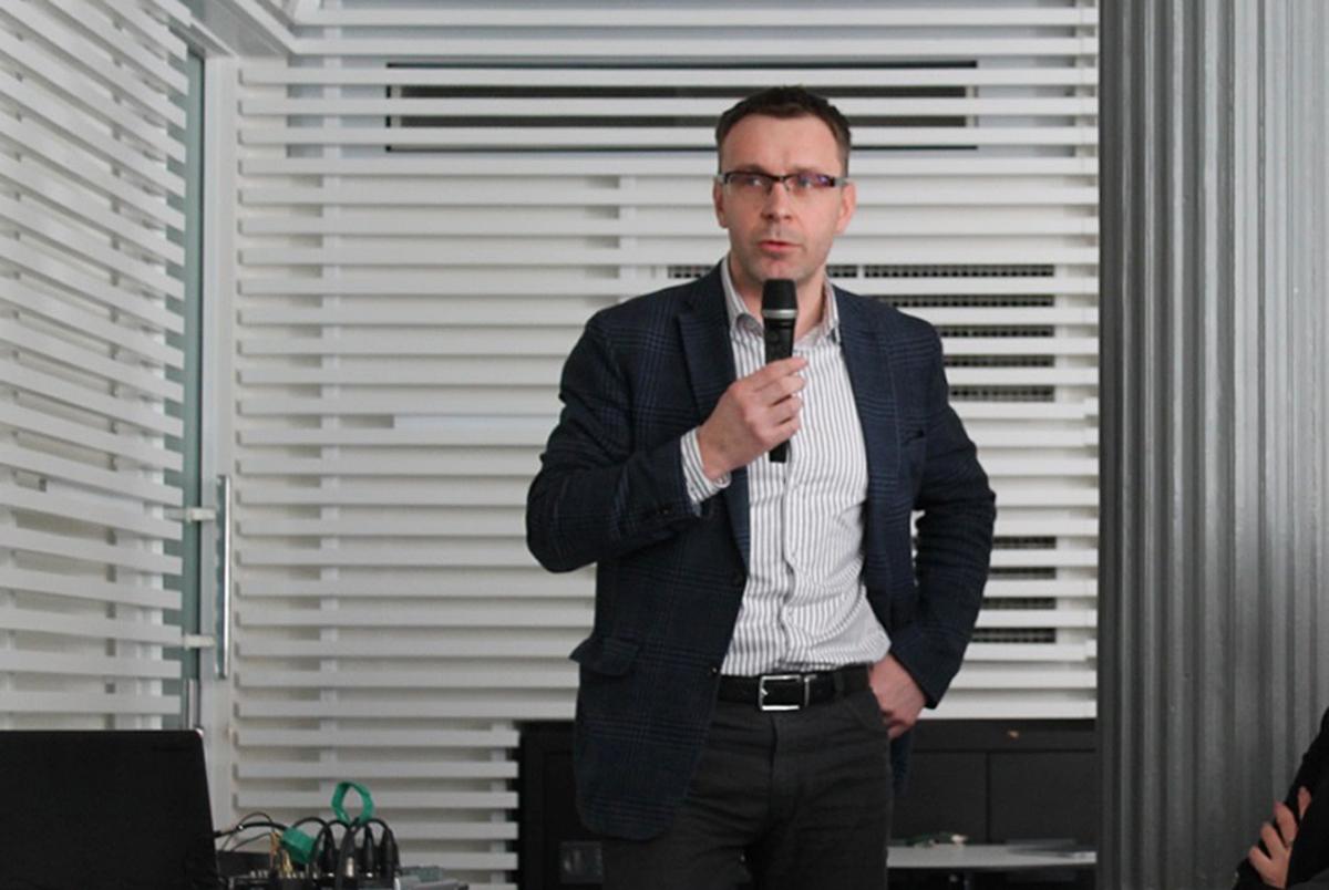 Právník Vladimír Kremlík