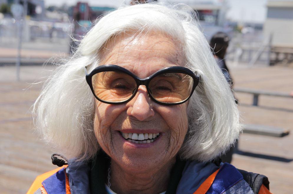 Seniorka - žena - babička - prarodiče