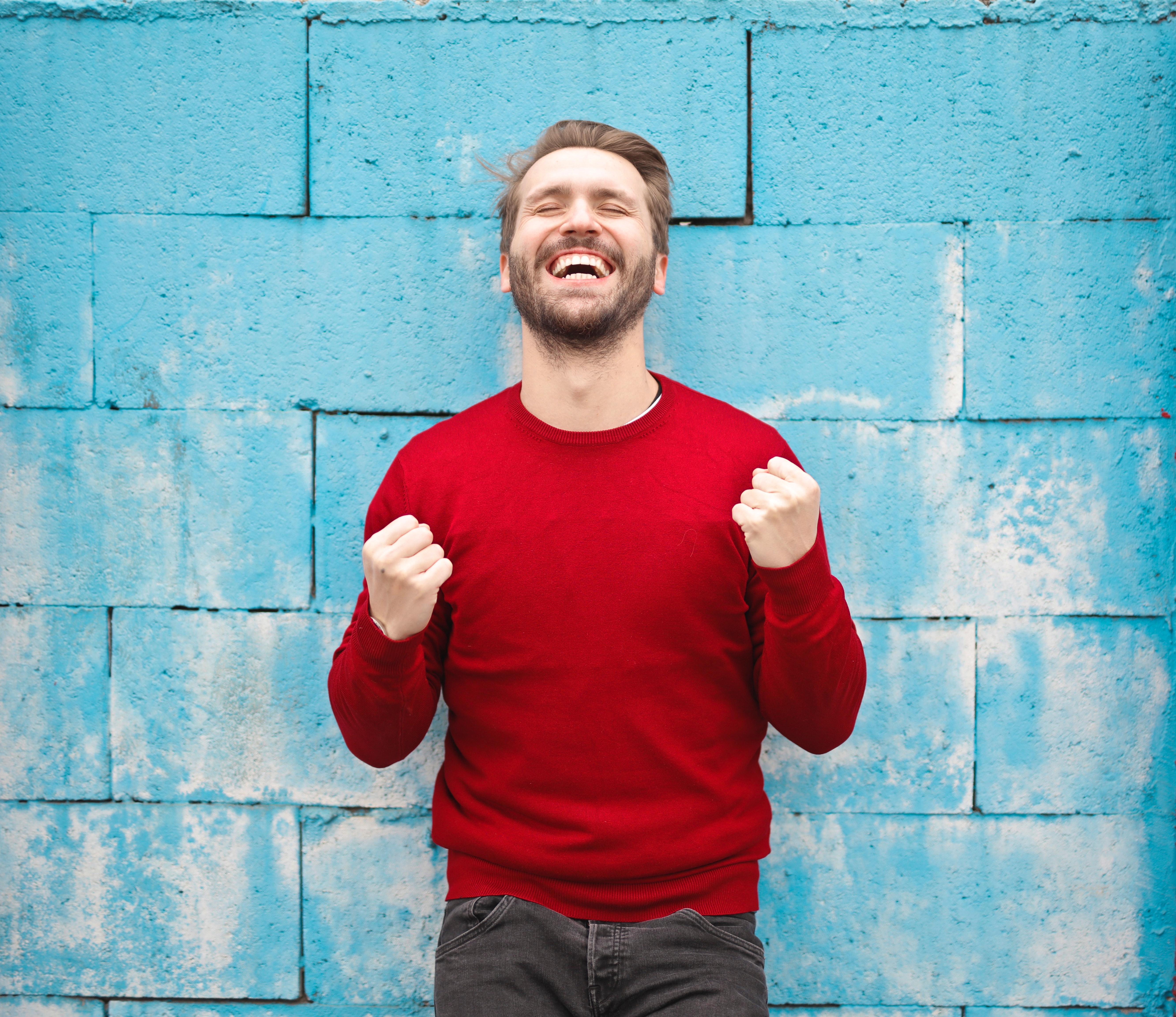 štěstí - šťastný - výhra