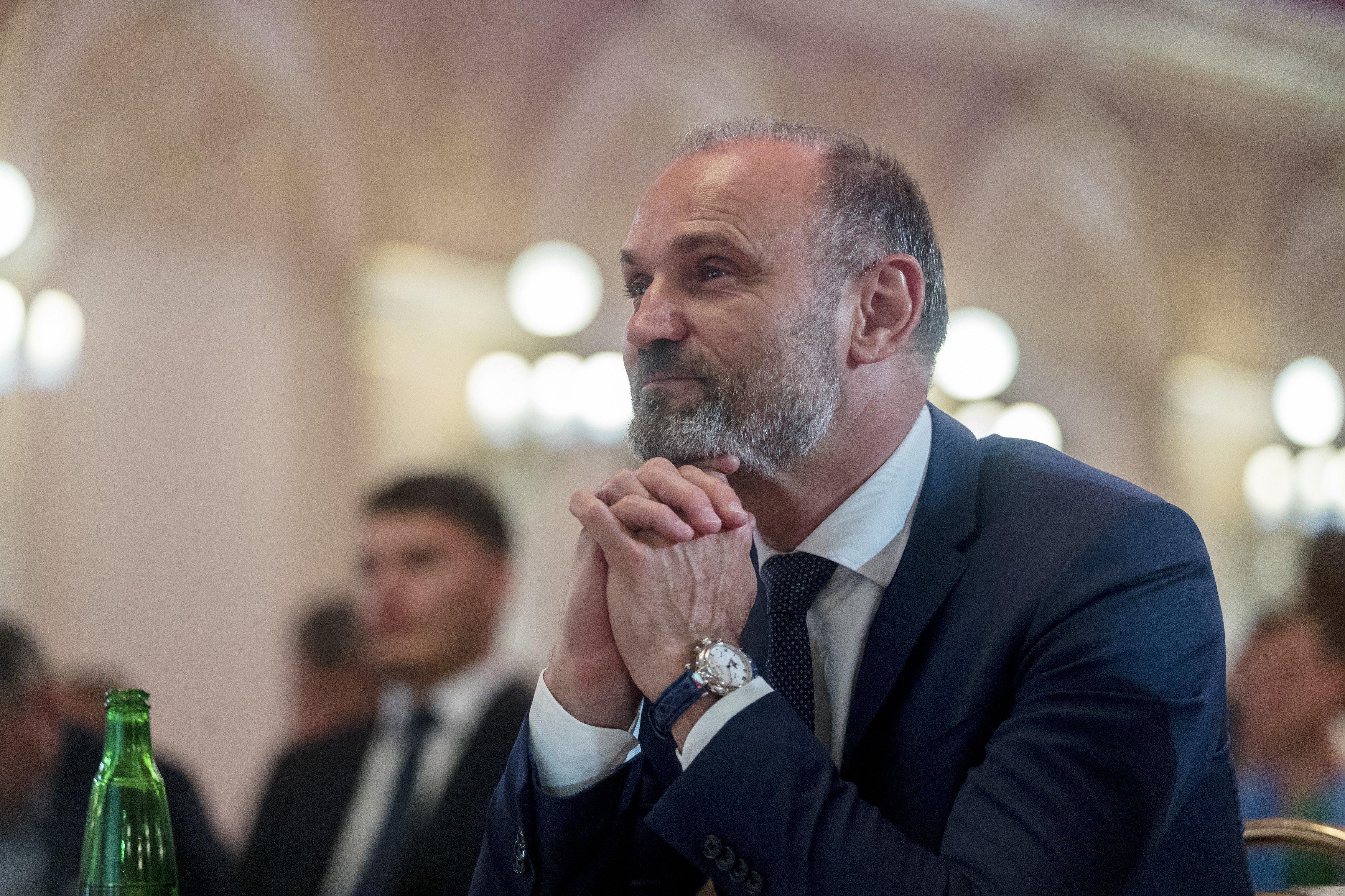Právník a bývalý politik Ivan Langer