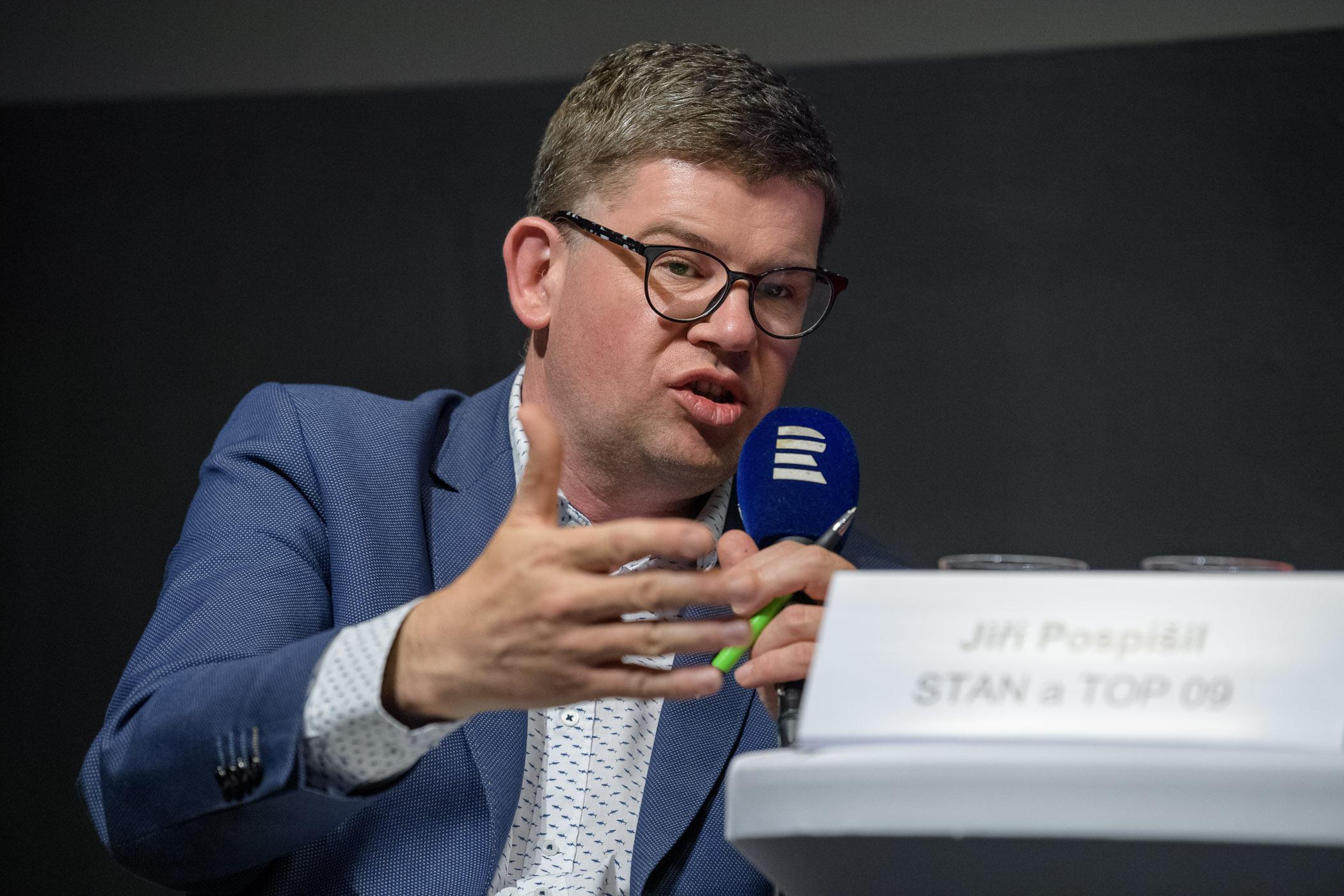 Jiří Pospíšil (STAN a TOP 09)