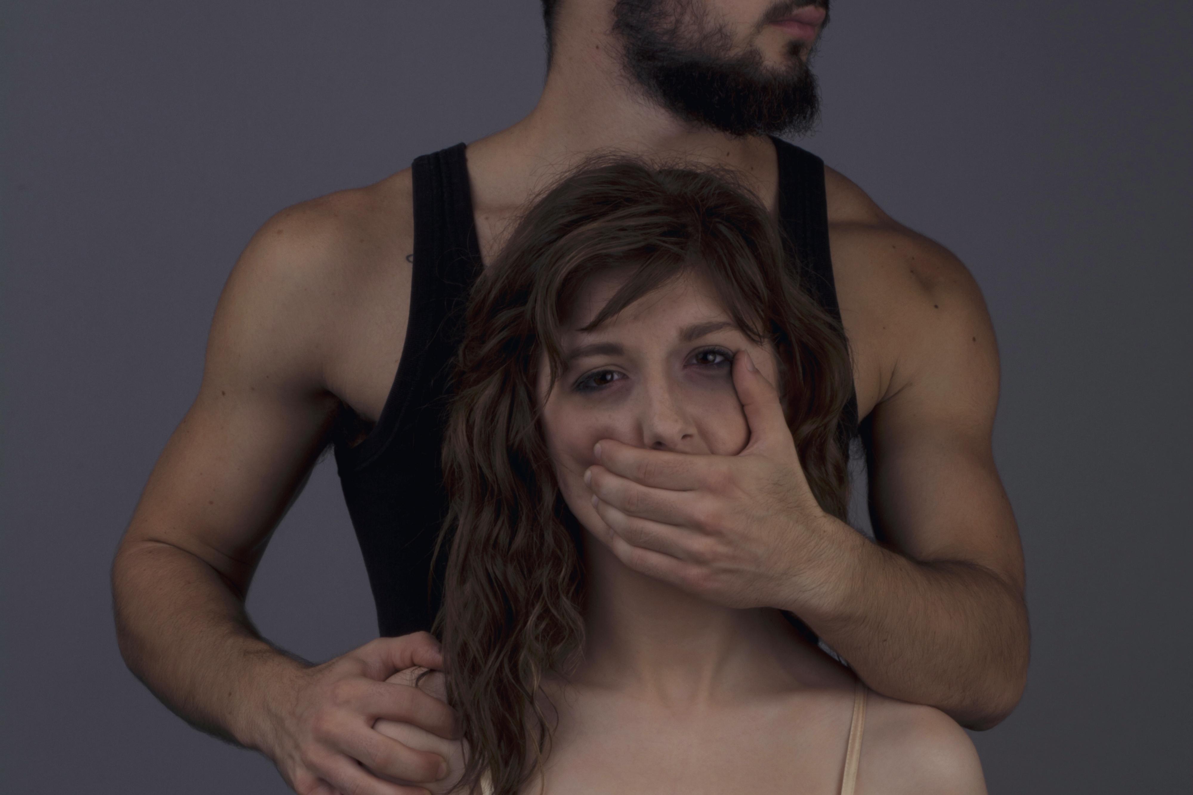 Domácí násilí - násilí na ženách