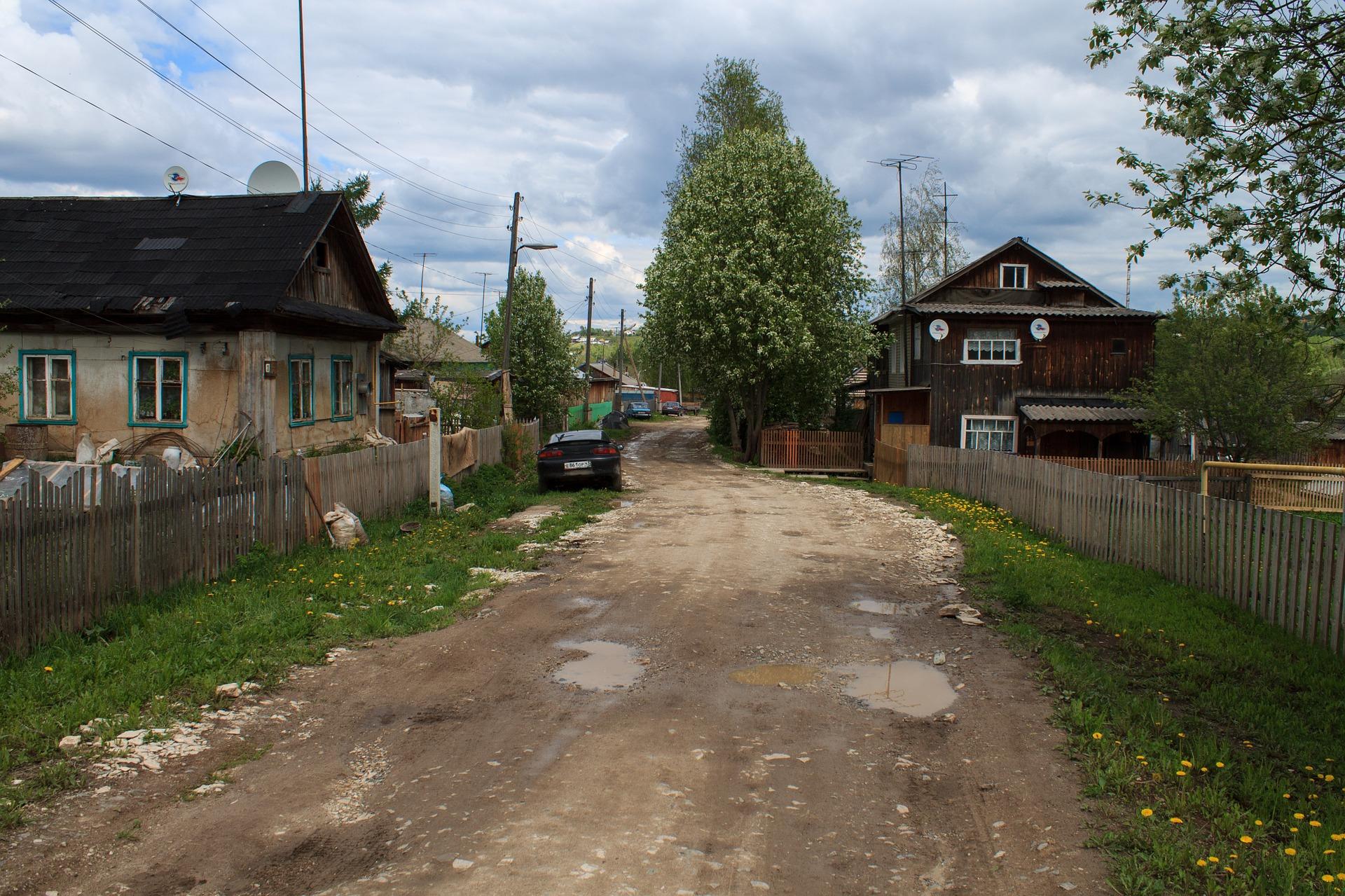 Ruská vesnice