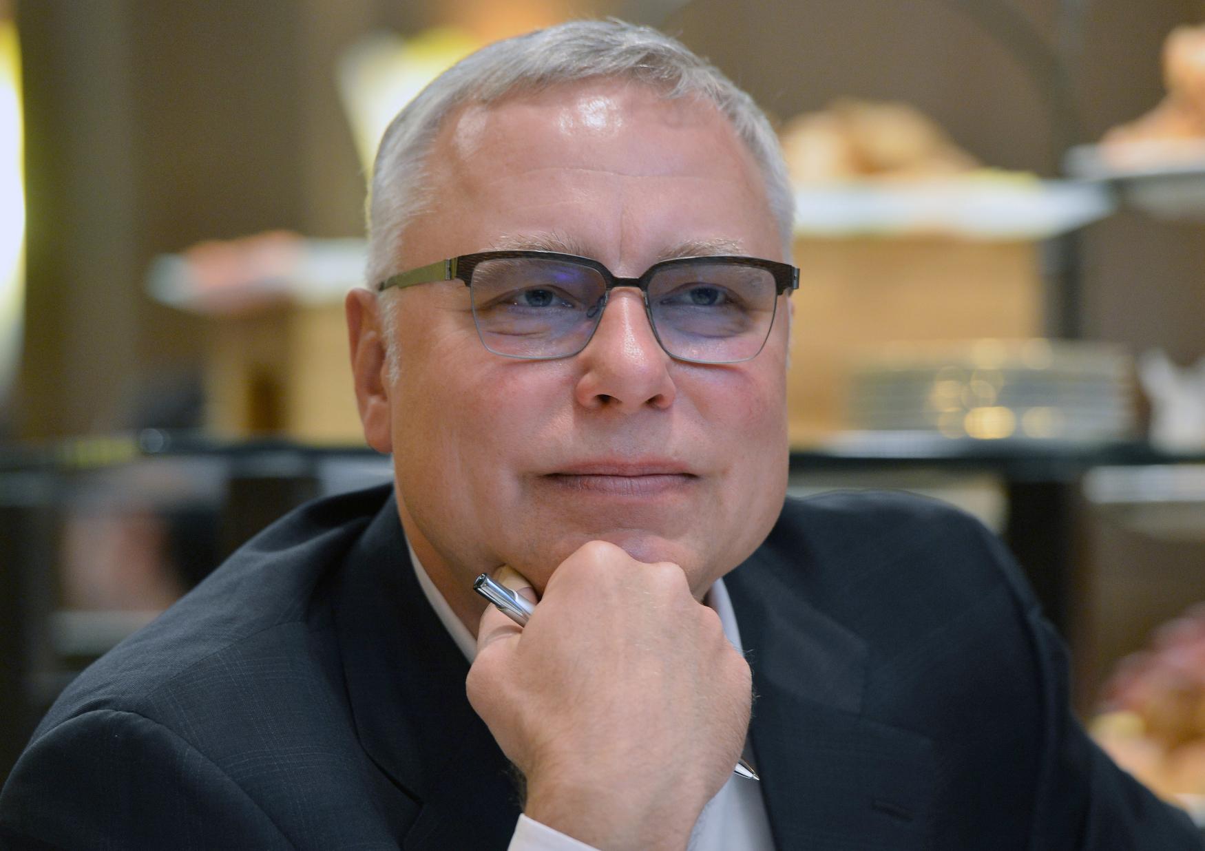 Podnikatel Zdeněk Bakala