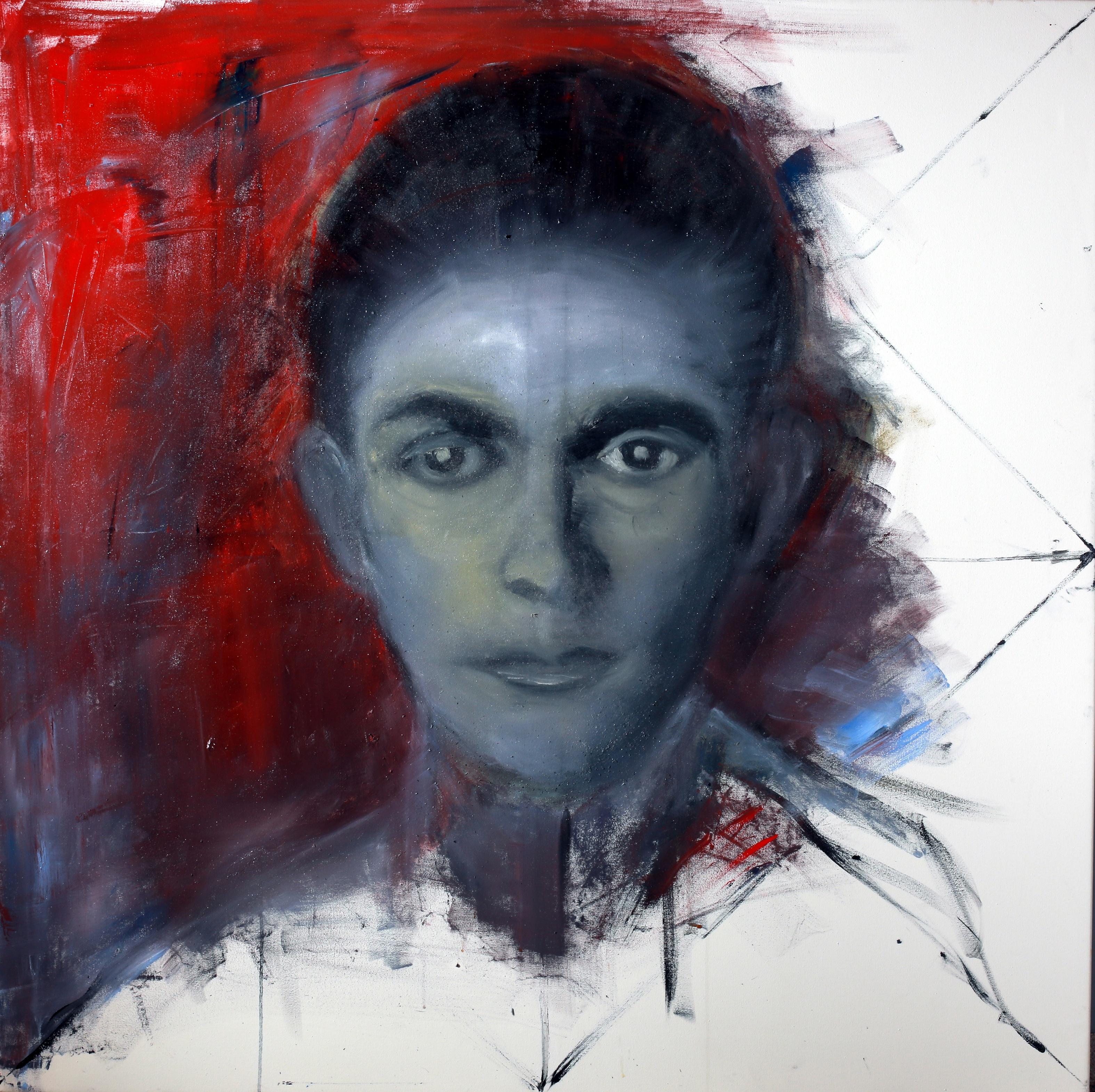 Kafka, obraz Evy Turnové