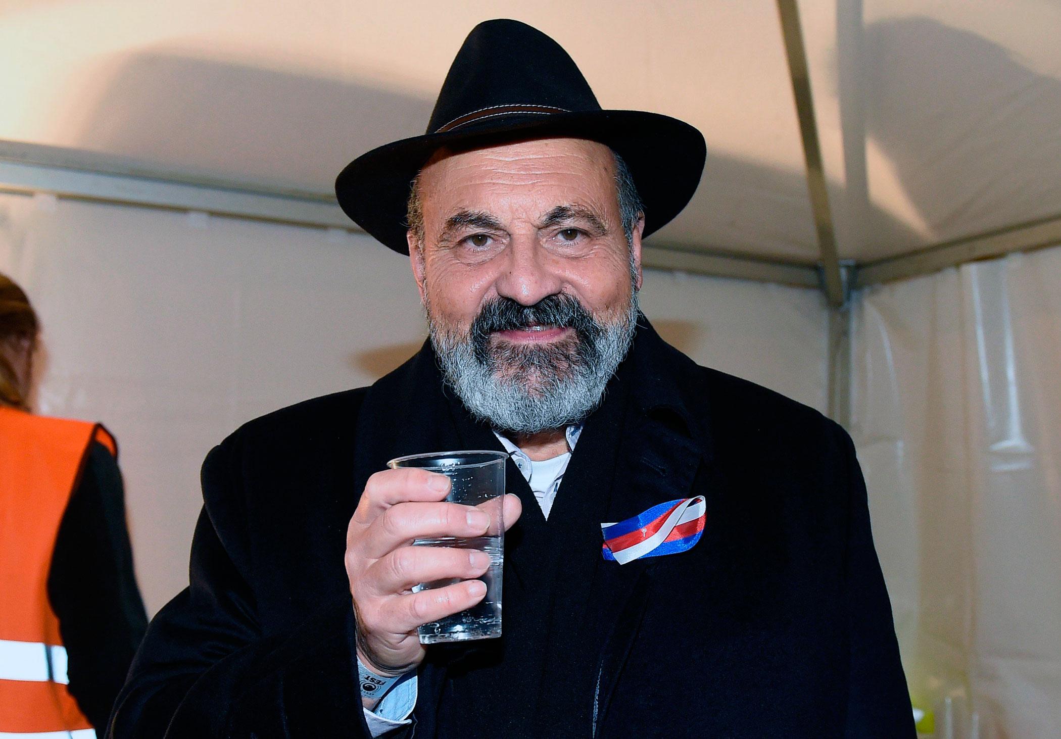 Tomáš Halík, (Václavské náměstí Koncert pro budoucnost festival SVOBODY)