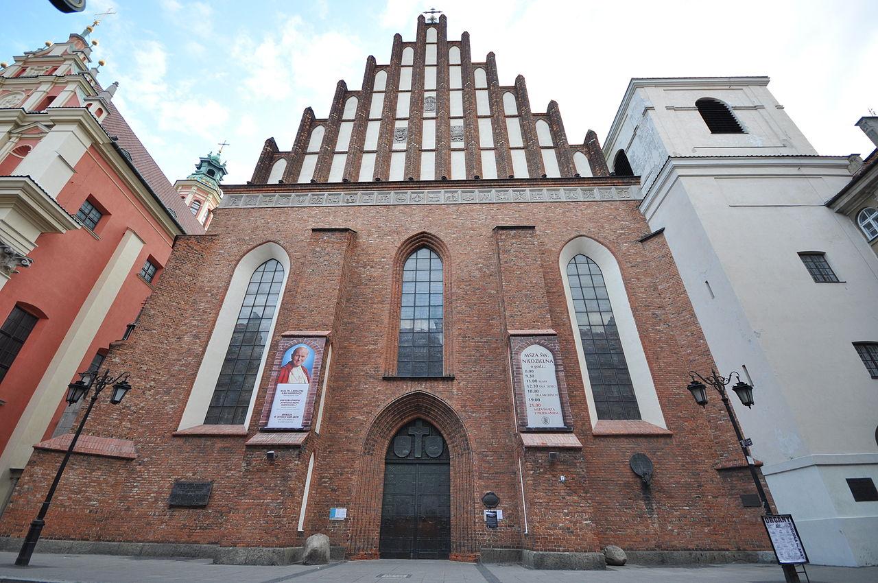 Katedrála svatého Jana Křtitele ve Varšavě
