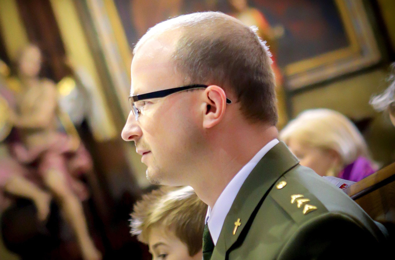 Jiří Pešek, kněz