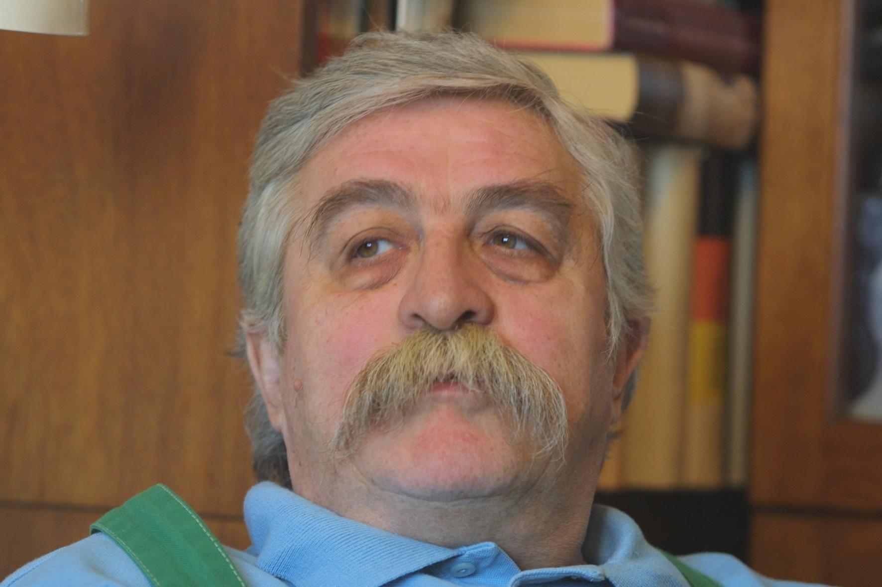 Slovenský herec Július Satinský