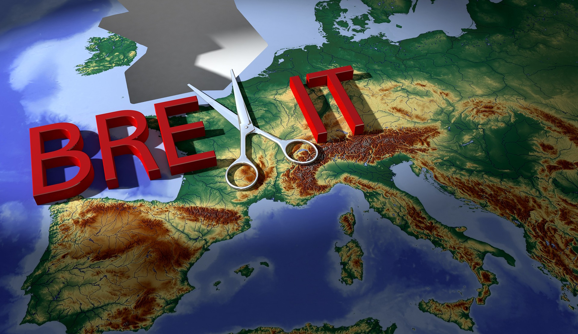 Brexit (ilustrační foto)