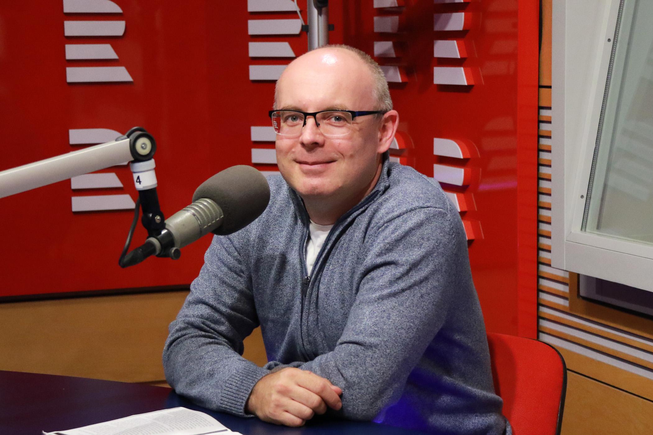 Teolog Martin Vaňáč