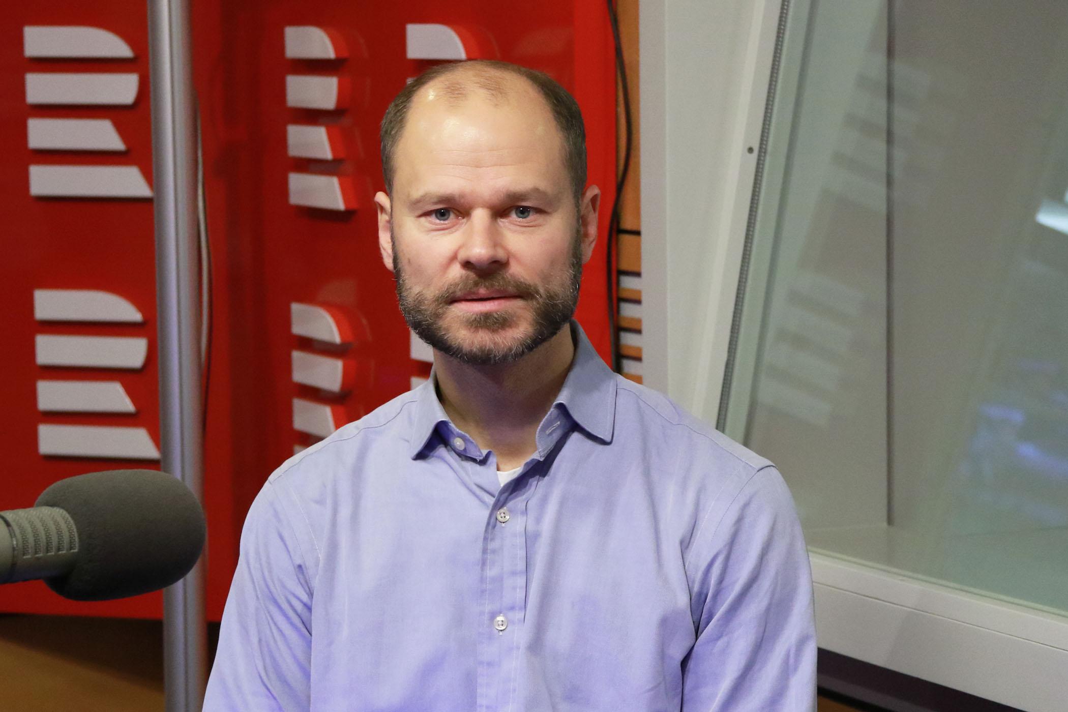 Radek Špicar, účastník expedice Českého rozhlasu Děti pro Evropu, která ho v mnohém motivovala