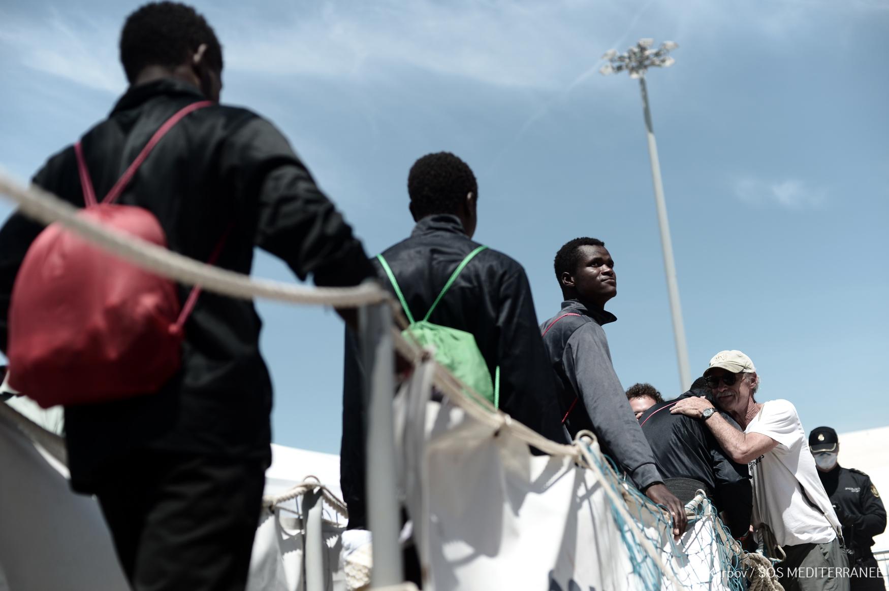 Uprchlíci (ilustrační foto)