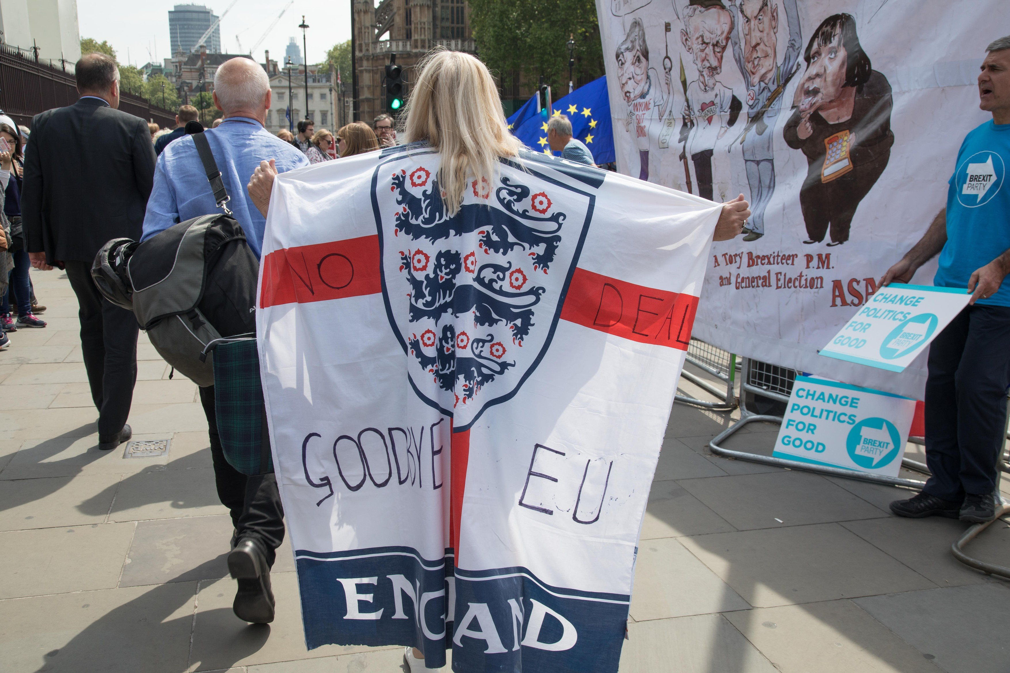 Stoupenci brexitu
