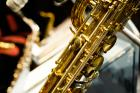 Saxofon - ilustrační foto