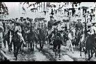 Emiliano Zapata a Pancho Villa vstupují do hlavního města, 6. prosince 1914