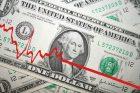 ekonomika usa pokles dolar (ilustrační foto)