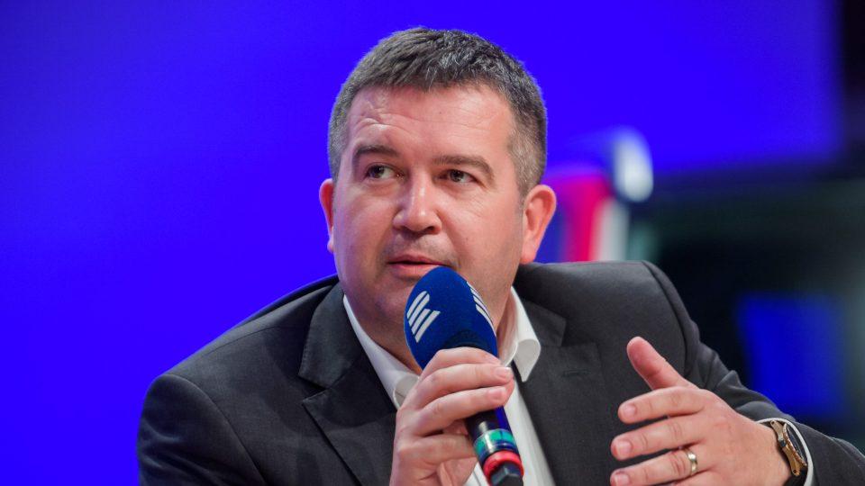 Jan Hamáček (ČSSD), ministr vnitra