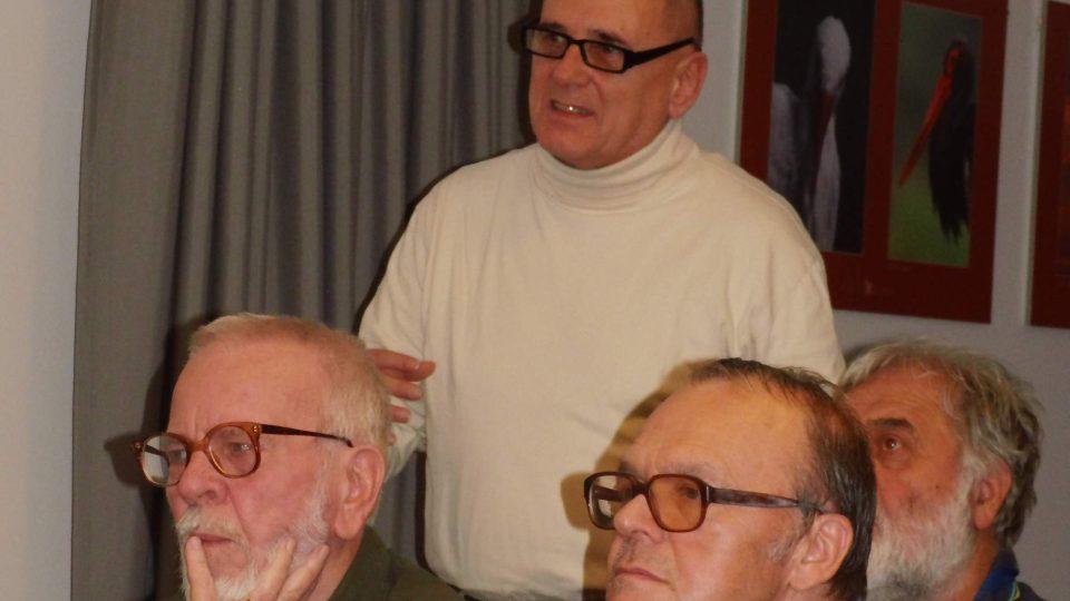 Klubové setkání listopad 2014