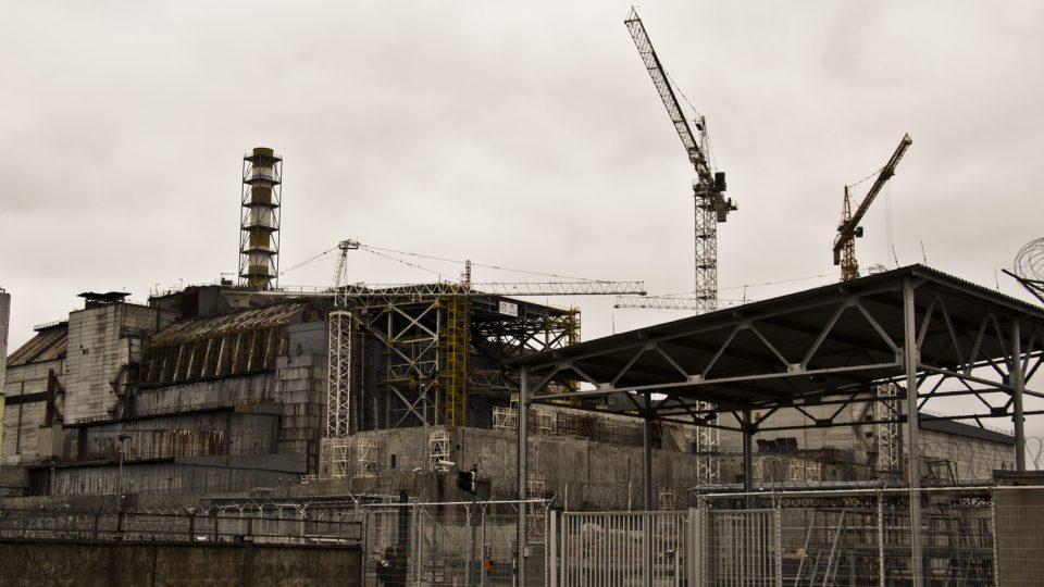 Černobyl v roce 2016