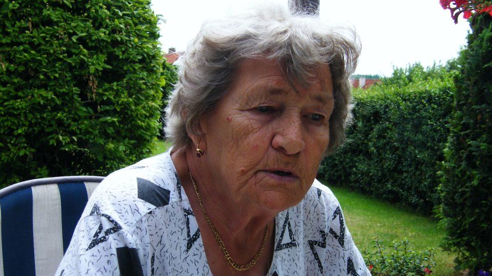 Marie Šupíková dnes