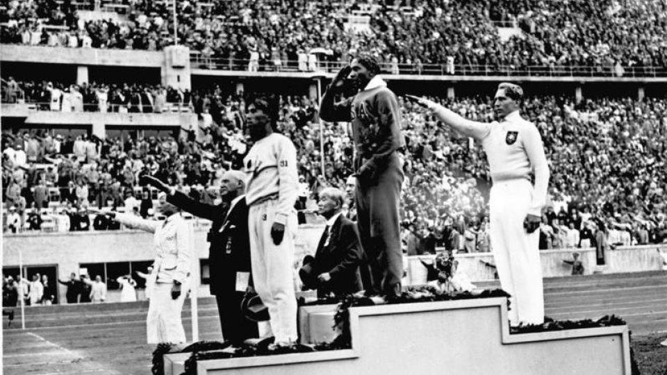 olympijské hry v Berlíně v roce 1936