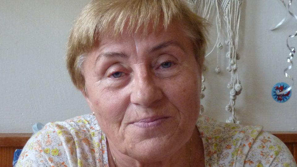 Oldřiška Roušavá