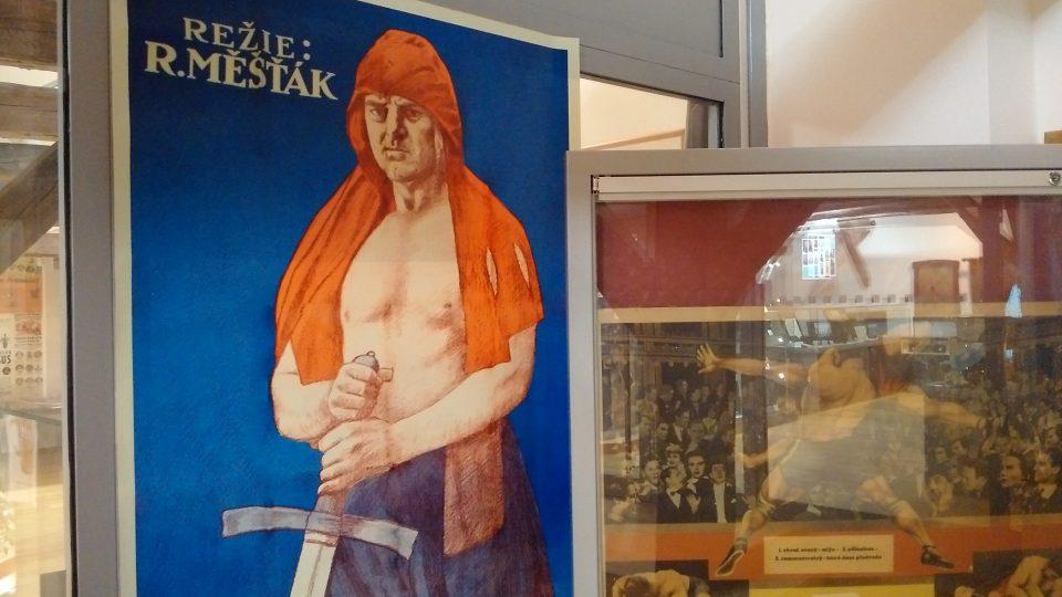 Plakát k filmu Pražský kat
