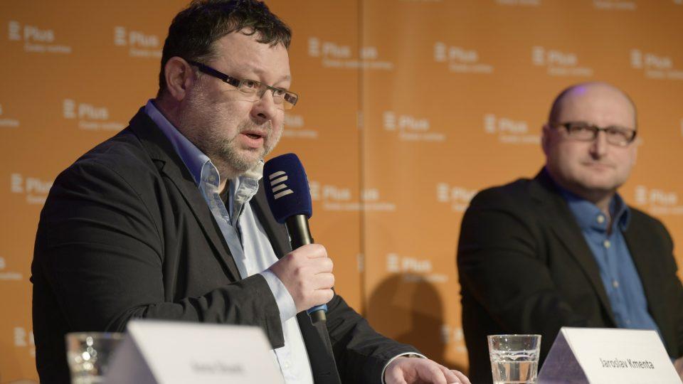 Novinář Jaroslav Kmenta