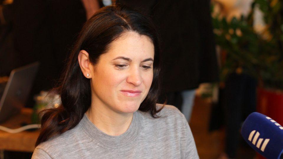 Denisa Hejlová, expertka na public relations a marketing UK
