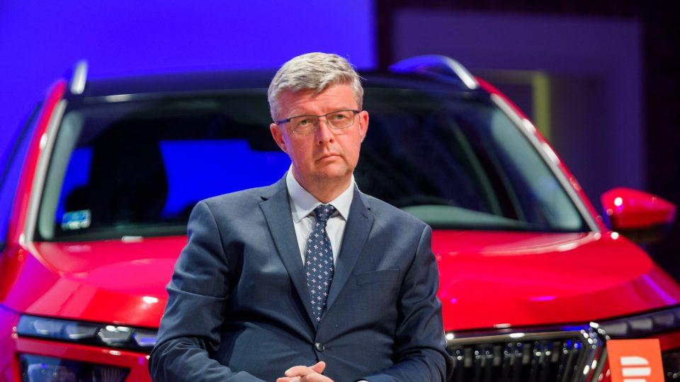 Karel Havlíček, ministr průmyslu a obchodu (za ANO)