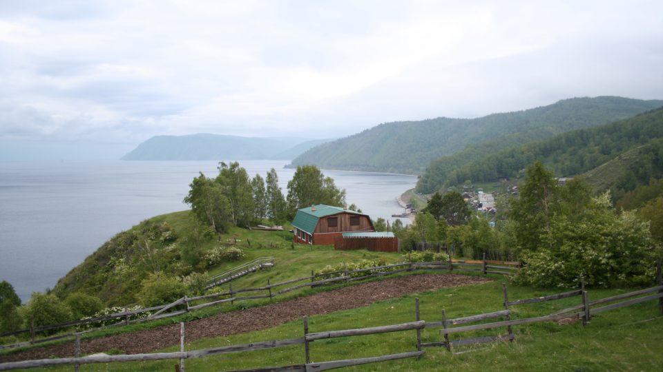 Krajina kolem Bajkalu