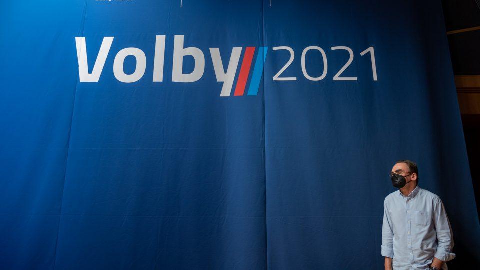 Petr Šabata a volby 2021