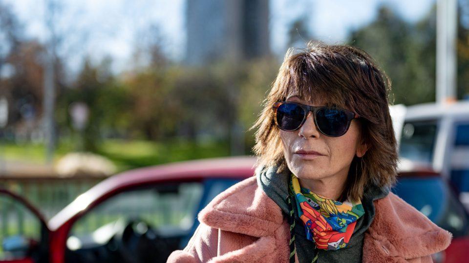 Barbora Tachecí, moderátorka Osobnosti Plus