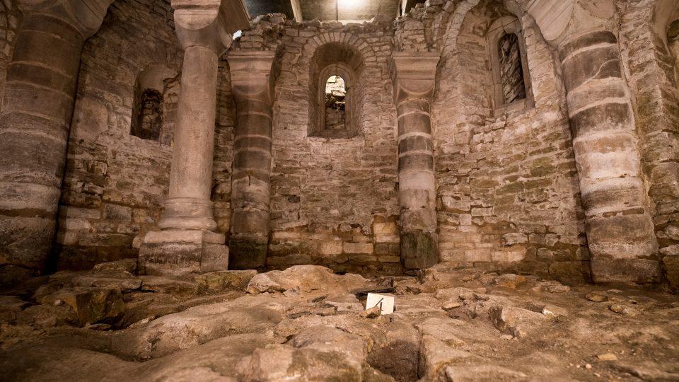 Život poustevníka, lokátora a mystika svatého Vintíře je od středověku předmětem hagiografických legend