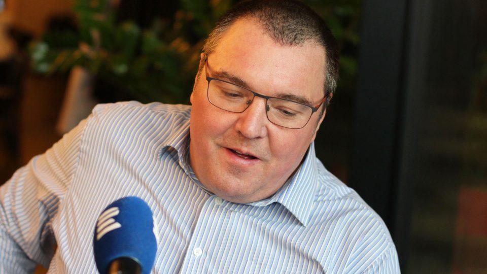 Miroslav Singer, ekonom