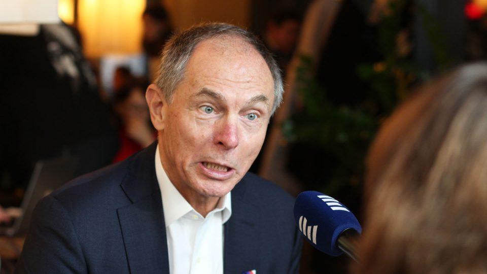 Jan Švejnar, ekonom